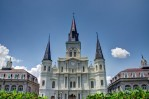 HDR of St. Louis Cathedral